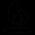 Icon Bäume Tacare Projekt