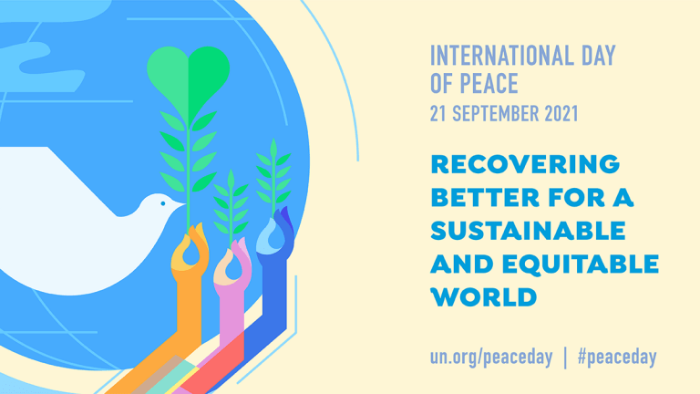 United Nations PeaceDay 2021